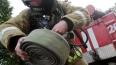 Пожар в центре Петербурга тушили семь часов