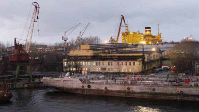 Судостроительная компания выплатит почти 3 млн в пользу Канонерского судоремонтного завода
