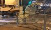 Светофор пострадал в ДТП во Фрунзенском районе