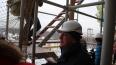 Игорь Албин посетил реставрационные работы Спаса-на-кров...