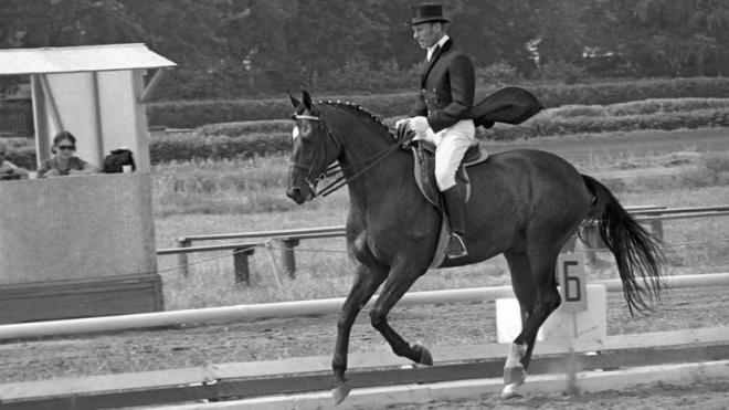 В Петербурге 26 сентября простятся с чемпионом по конному спорту Иваном Кизимовым