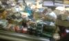 Два прилавка в петербургском торговом комплексе лишили 300 килограмм санкционки