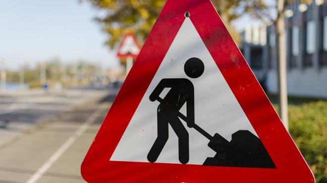 На улице Жуковского ограничат движение на время ремонта