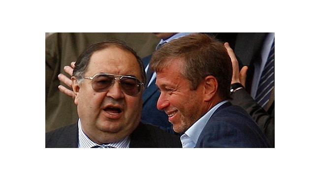 Усманов и Абрамович – по-прежнему одни из самых богатых британцев