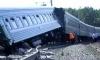 В Краснодарском крае с рельсов сошел пассажирский поезд