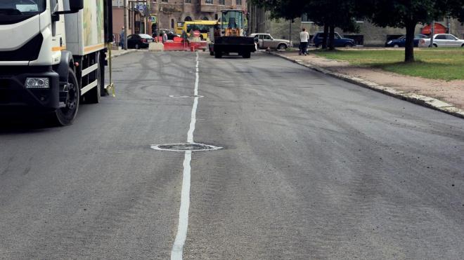 В Выборге подвели промежуточные итоги капитального ремонта дорог