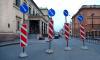 Опубликован список улиц Петербурга, движение на которых в Новогоднюю ночь будет прекращено
