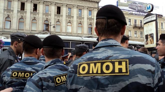 В Петербурге задержаны участники акции «Стратегия-31»