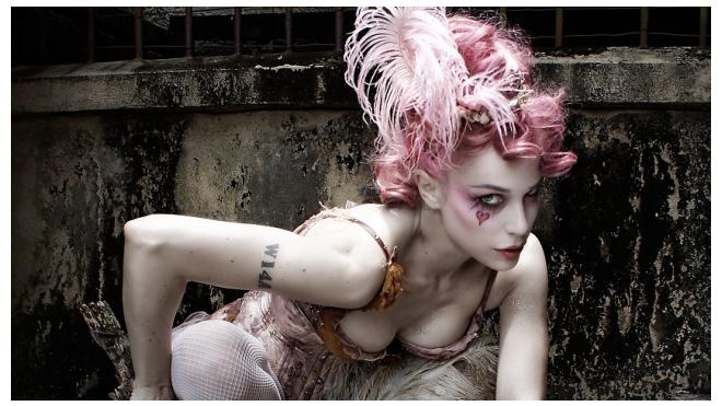 Emilie Autumn, концертный зал Аврора