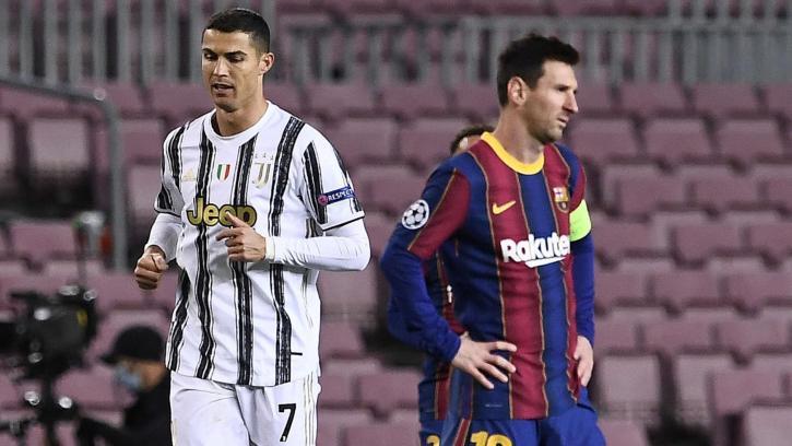 Каким был мир без Роналду и Месси в четвертьфинале Лиги чемпионов?