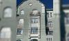 На фасаде дома Циммермана на Петроградке завершаются работы