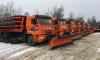 В Ленобласти дорожные службы справились с последствиями снегопада