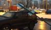 """На проспекте Славы знак """"наказал"""" автолюбителя, припарковавшегося в неположенном месте"""