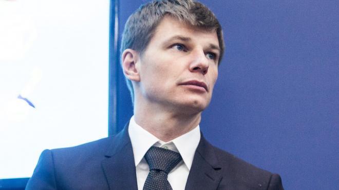 """Аршавин хочет стать президентом """"Зенита"""""""