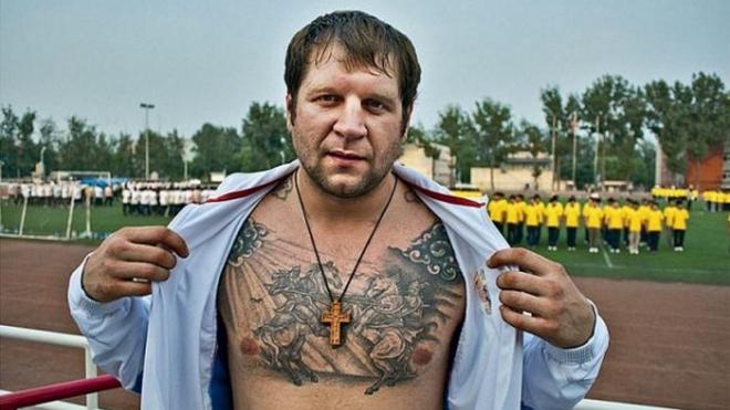 Александр Емельяненко этапирован в колонию