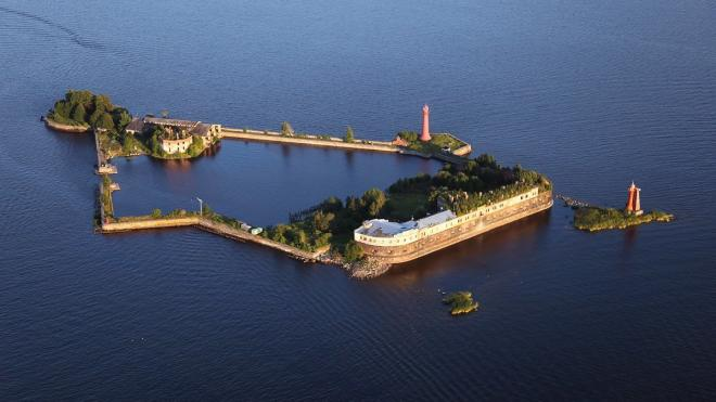Проекты восстановления фортов в Кронштадте одобрены правительственным советом Петербурга