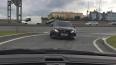 Водитель Toyota грубо нарушил ПДД в Петербурге