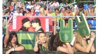 Tuborg Greenfest: Беги, МТ, Хорошая Шарлотта и певица ...