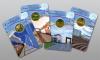 Коллекционные жетоны с изображением новых станций метро Фрунзенского радиуса будут стоить 45 рублей