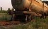 ЧП на железной дороге: в Верхне-Черкасово с рельсов сошла цистерна