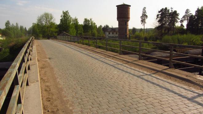 Путепровод в Каменногорске закроют с 14 октября