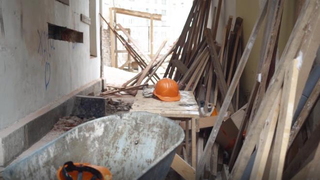 На текущий ремонт жилых домов Петербурга потратят 5 млрд рублей