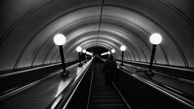 "Станция метро ""Старая деревня"" закрыта на проверку"