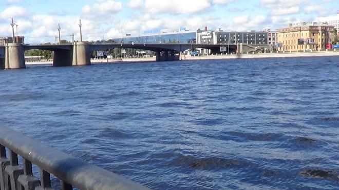 Кантемировский мост будут разводить две ночи подряд для ремонта