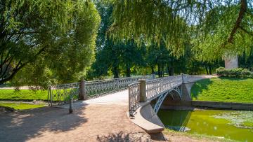 Городские сады снова открыты для посетителей