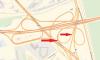 Въезд на КАД с Витебского проспекта перекроют на 3 дня