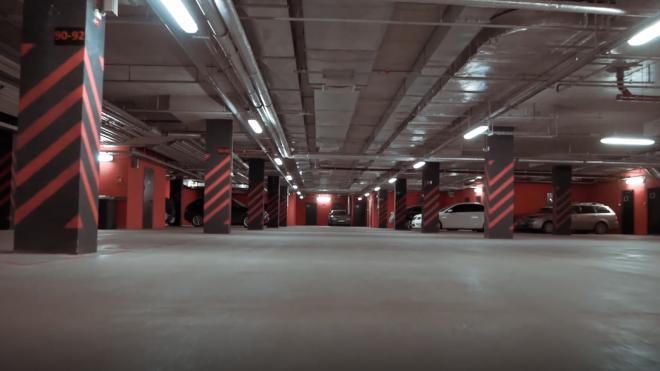 Власти Петербурга увеличат зону платной парковки в центре города в пять раз в 2022 году