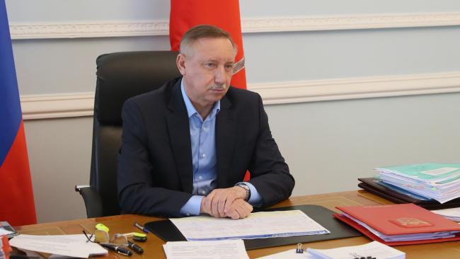 Губернатор: за время пандемии в Петербурге выписали штрафы на 54 млн руб за нарушения ограничений