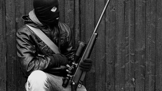 На Октябрьской набережной проходят антитеррористические учения
