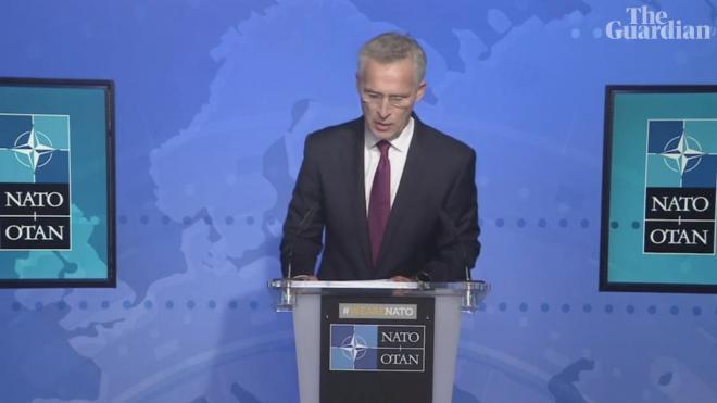НАТО намерено полностью избавить себя от сдерживания в отношениях с Россией
