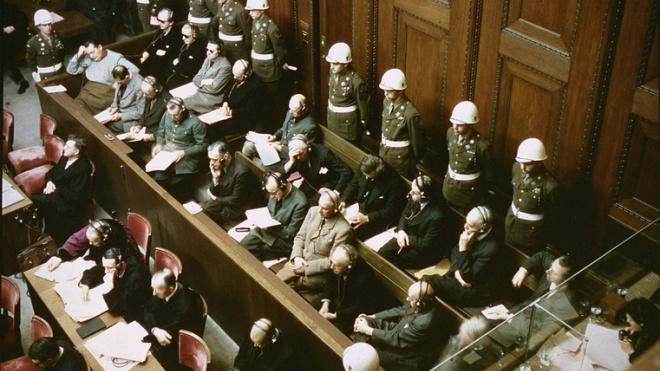 Министр культуры предложил снять фильм о Нюрнбергском процессе