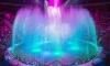 Цирк воды огня и света
