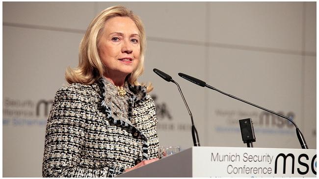 Хиллари Клинтон пришлось доказывать Конгрессу, что США достаточно агрессивны
