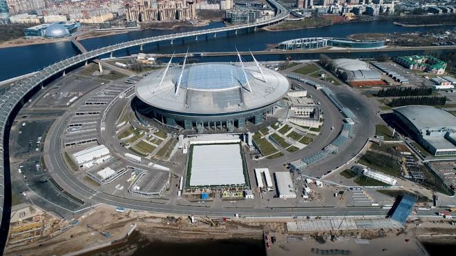 """Стадион """"Санкт-Петербург"""" соответствует требованиям УЕФА"""