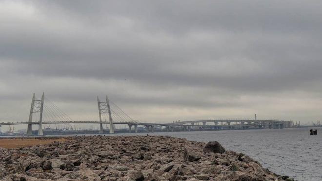 В Финском заливе резко упал уровень воды