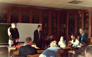 Открытая конференция студентов-филологов