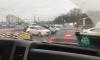 Еще в одном районе Петербурга коллапс из-за сломавшегося светофора