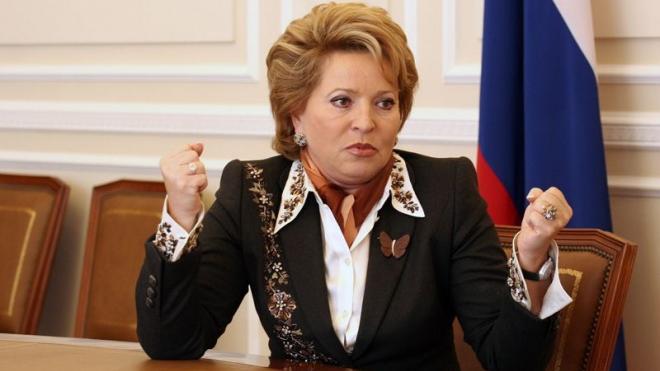Матвиенко будет избираться в округах Петровский и Красненькая речка