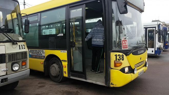 В Выборге перевозчики следят за состоянием общественного транспорта
