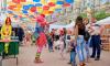На Алее парящих зонтиков пройдет арт-флешмоб в честь петербургских футболистов