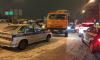 Инфаркт водитель мусоровоза стал причиной ДТП на Русановской