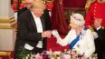 Дональд Трамп оконфузился перед Елизаветой II из-за ...