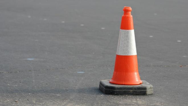 Съезды с Выборгского шоссе на КАД закроют до 30 апреля