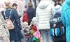 Маленькую петербурженку зажало дверьми троллейбуса на Ленинском проспекте