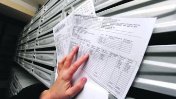 Начисление квартплаты за ЖКУ в июньских квитанциях ...