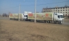 На Большевиков столкнулись грузовики с полуфабрикатами: котлеты не пострадали